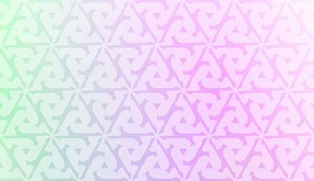 Holiday geometric pattern. For textile, holiday decoration,fabric,cloth,gift paper,prints,decor. Vector illustration. Gradient color.