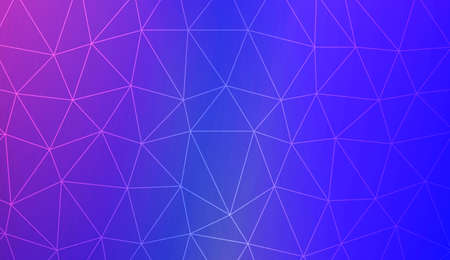 Hipster pattern with polygonal elements. Texture for your design. Vector illustration. Creative gradient color