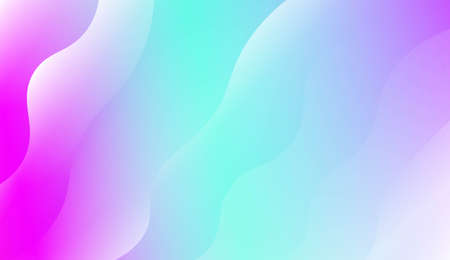 Background Texture Lines, Wave. For Creative Templates, Cards, Color Covers Set. Vector Illustration with Color Gradient Illustration
