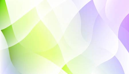 Geometric Pattern With Lines, Wave. For Your Design Wallpapers Presentation. Vector Illustration with Color Gradient Illustration