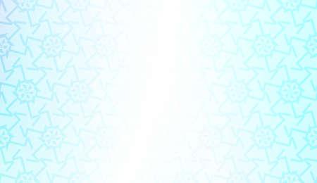 Art deco geometric pattern with Modern pastel color Gradient Design. For Greeting Card, Flyer, Poster, Brochure, Banner Calendar. Vector Illustration. Çizim