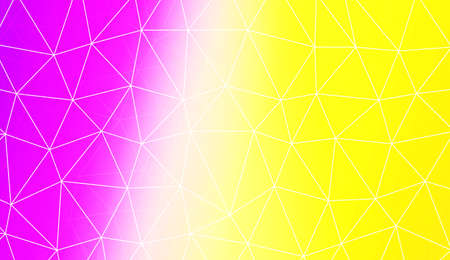Hipster pattern with polygonal pattern with triangles elements. For modern interior design, fashion print. Vector illustration. Blurred Background, Smooth Gradient Texture Color Illustration