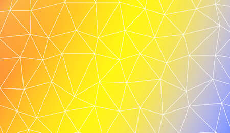 Abstract polygonal template. Texture for your design. Vector illustration. Light Gradient Abstract Background Stock Vector - 123195007
