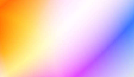Abstract Blurred Gradient Background. For Your Graphic Invitation Card, Poster, Brochure. Vector Illustration