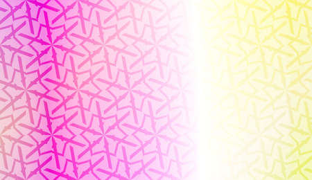 Original interior background in geometric style. Curved line. Vector illustration. Gradient color.