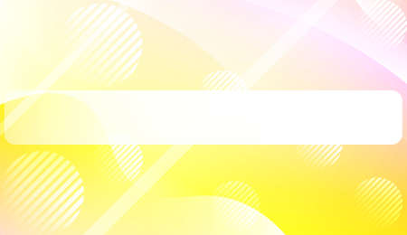 Wave Abstract Background with line, geometric shape. For Your Design landing page, Banner, Cover Page. Vector Illustration.