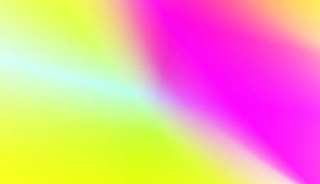 Vibrant And Smooth Gradient Soft Colors Background. For Greeting Card, Brochure, Banner Calendar. Vector Illustration