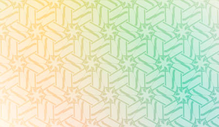 Design pattern with abstract modern ornament. Triangles style. Vector illustration. Gradient color.
