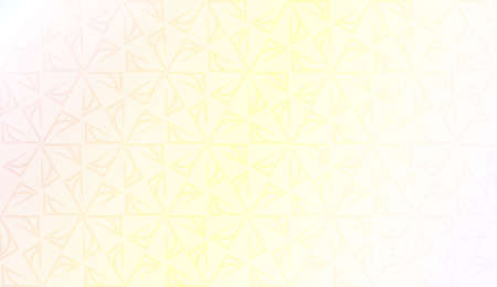 Smart background with decorative geometric layot. Vector illustration. Gradient color. Ilustrace