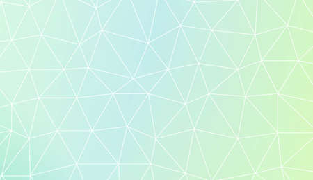 Decorative background with triangles. Decorative design For interior wallpaper, smart design, fashion print. Vector illustration. Abstract Gradient Soft Colorful Background