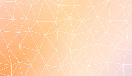 Modern geometrical abstract background with polygonal elements Style for your business design. Vector illustration. Creative gradient color  イラスト・ベクター素材
