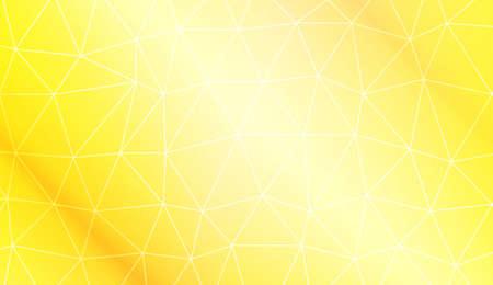 Modernes Muster im polygonalen Muster mit Dreiecksart. Dekoratives Design Für Innentapeten, intelligentes Design, Modedruck. Vektor-Illustration. Kreative Verlaufsfarbe