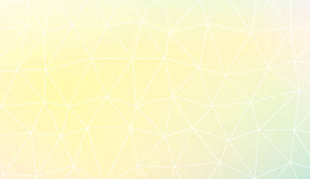 Template with triangles. Soft Color Gradient Background. Design for you business. Vector illustration
