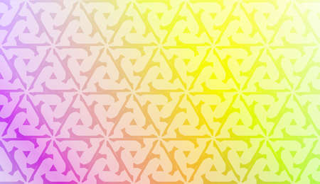Vector pattern in geometric style. Triangles, lines. Modern elegant background. For your design. Gradient color.