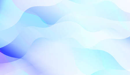 Wave Abstract Background with line, geometric shape. Creative Gradient Background. For Greeting Card, Brochure, Banner Calendar. Vector Illustration