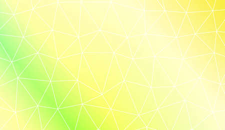 Polygonal pattern with triangles mosaic cover. Style for your business design. Vector illustration. Creative gradient color