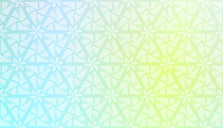 Smooth Abstract Colorful Gradient Backgrounds with Geometric pattern. For Your Graphic Wallpaper, Cover Book, Banner. Vector Illustration