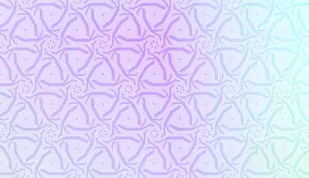 Abstract Geometric Background. Vector illustration. Gradient color.