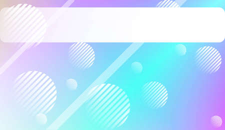 Abstract Background With Smooth Gradient Color. For Your Bright Website Pattern, Banner Header. Vector Illustration