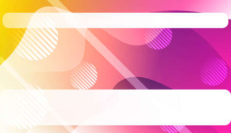Abstract Background With Dynamic Effect. For Elegant Pattern Cover Book. Vector Illustration with Color Gradient