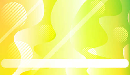 Dynamic shapes composition with Abstract Shiny Waves, Lines, Circle, Space for Text. For Template Cell Phone Backgrounds, Landing Page. Vector Illustration.