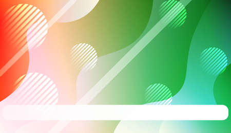 Background Texture Lines, Wave. For Cover Page, Landing Page, Banner. Vector Illustration with Color Gradient Illustration