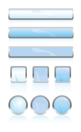 glassy: Glassy Buttons