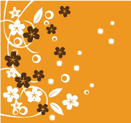 floral pattern for wallpaper, templates and others Stock Photo - 7754837