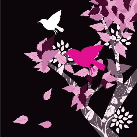 twirls: floral designs for wallpaper, background, website and others