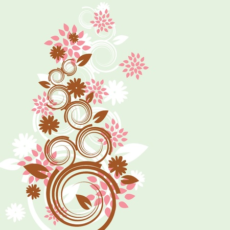 floral designs for wallpaper, background, website and others Stock Photo - 13229596