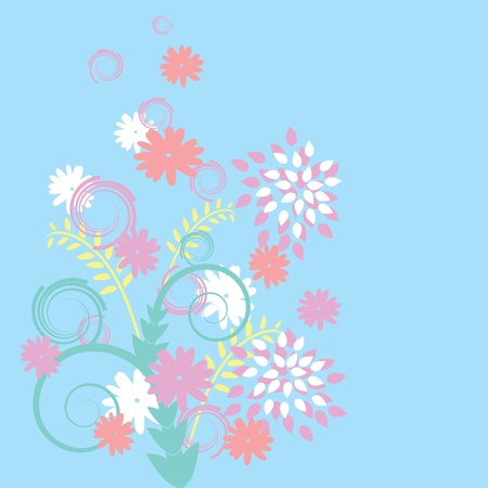 floral designs for wallpaper, background, website and others Stock Photo - 13229572