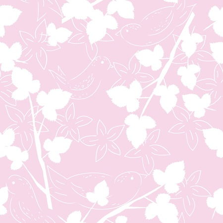 floral patterns for wallpaper, curtains, present paper and others Stock Photo