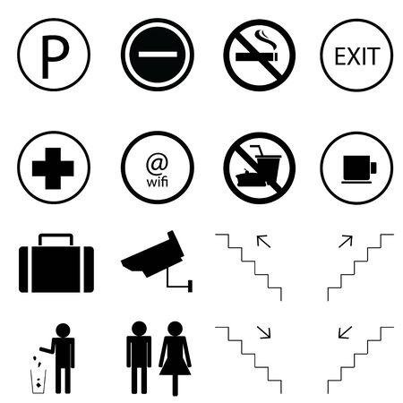 no fumar: Signos