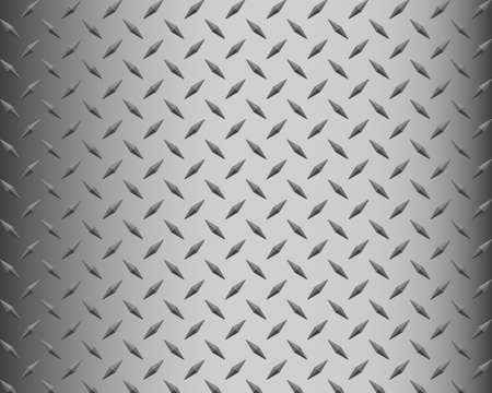 Background of metal diamond plate Stock Photo - 21388967