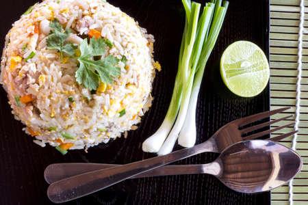 side order: fried rice an excellent side order