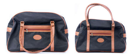 duffel: Carry Black On Duffel Bag
