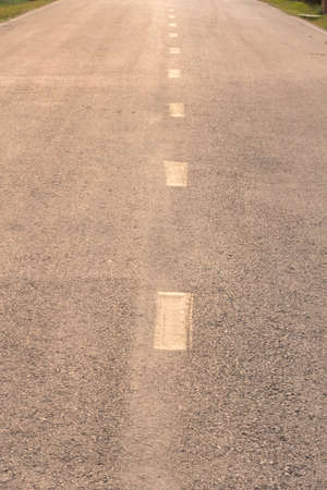 road surface: asphalt road surface