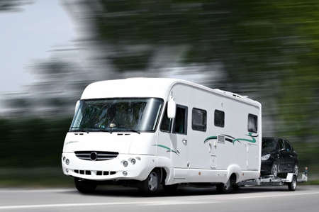 motor home: equipment