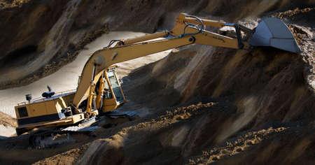 excavator Stock Photo - 3312562