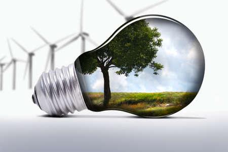 regenerative energie: Umgebung