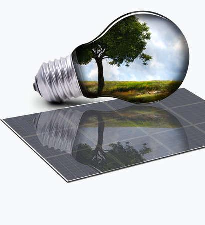 solarlamp photo