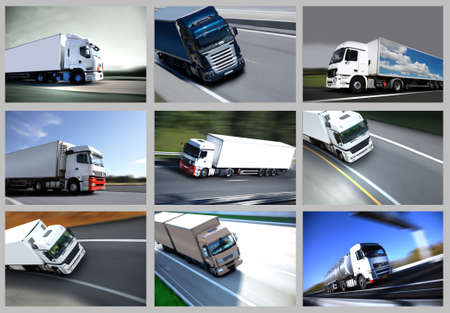 tipper: trucks
