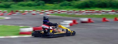 carting: fun speed go carting