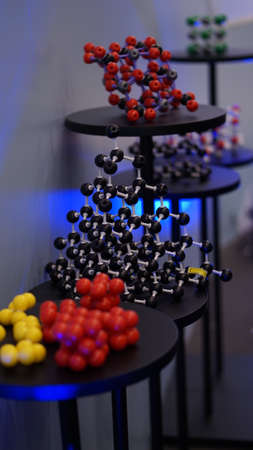 Molecular Structure and Bonding model photo