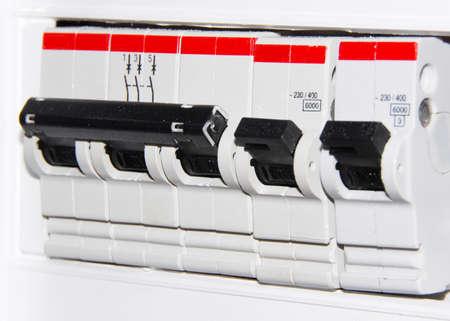 the switch: Datacenter interruttori elettrici di potenza linea vicino