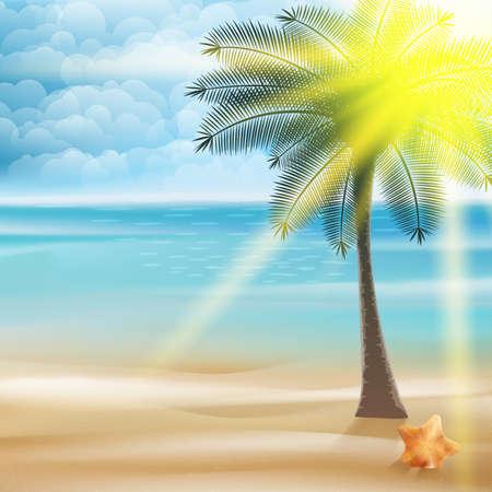 untouched: Untouched tropical beach design.