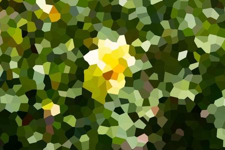 Screensaver on your desktop computer, background, abstraction 免版税图像
