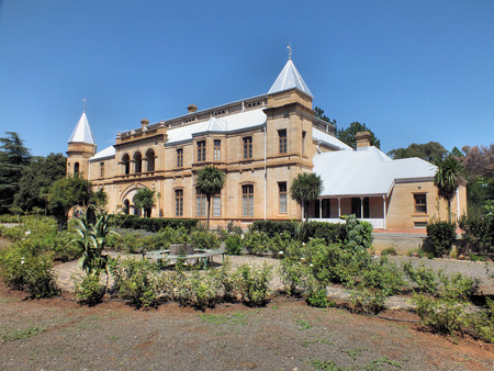 presidency: The Old Presidency building in Bloemfontein dates from the 1800s and was previously the official residence of the presidents of the former Republic of the Orange Free State