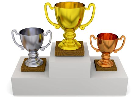 unbeatable: Classification Cup on white background