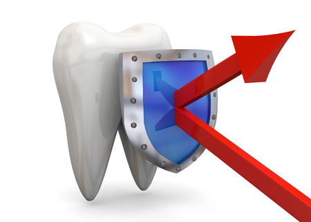 dental implants: One Shield defents the tooth